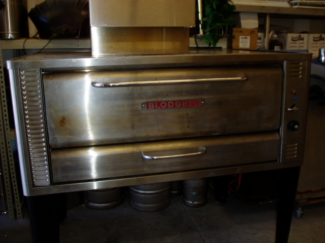 Used Truck For Sale >> Blodgett 1048 single stone deck pizza oven – One Fat Frog