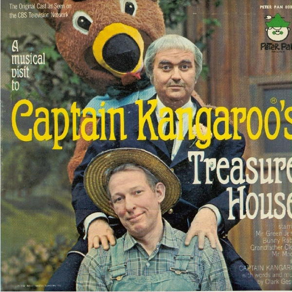 Don't you love Captain Kangaroo?