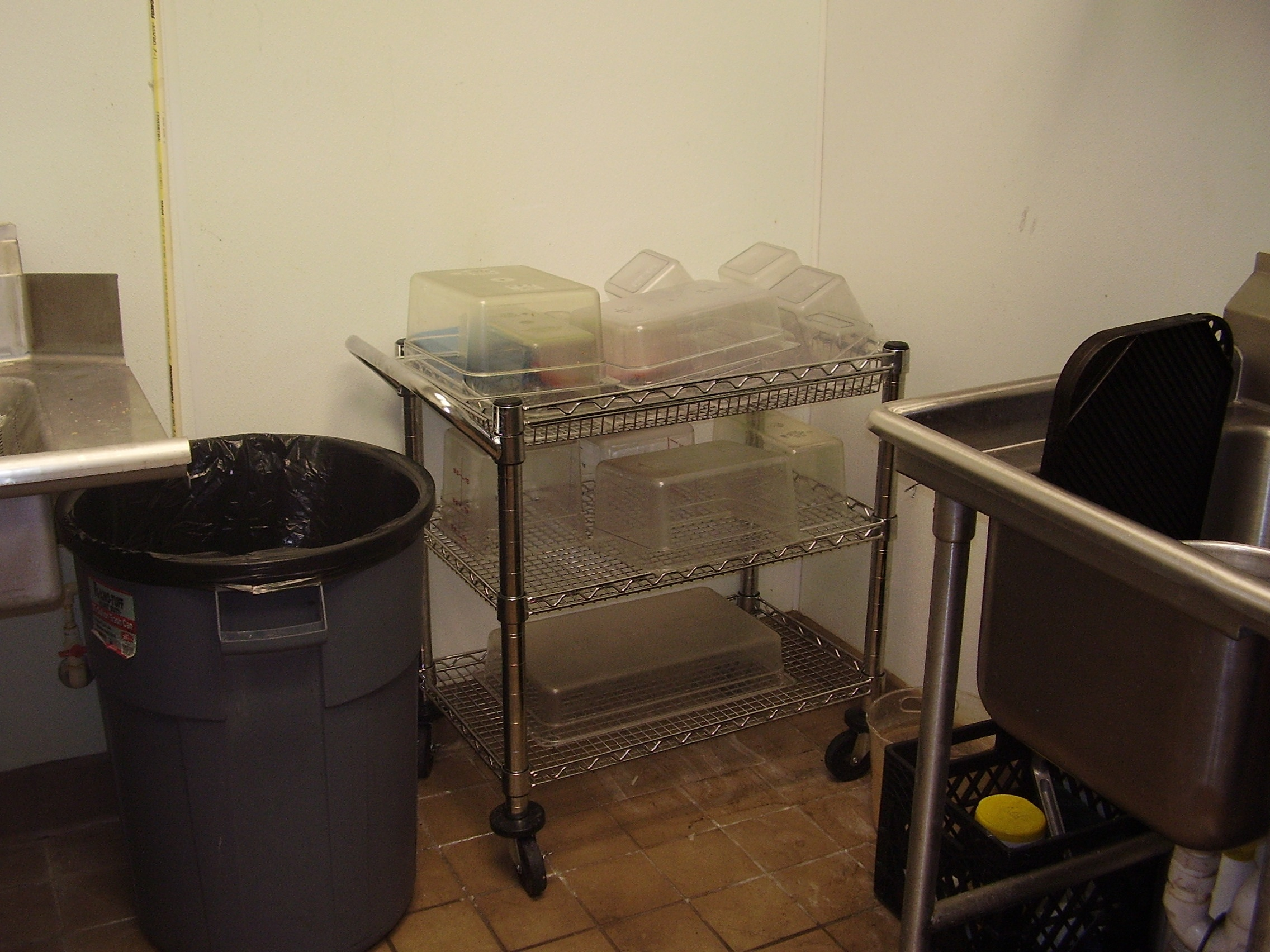 Restaurant equipment for sale one fat frog