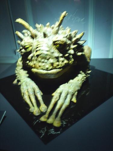 Star Trek Frog
