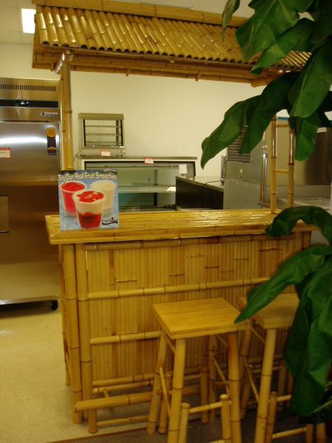 Tiki Bar full bar for sale Orlando FL – One Fat Frog