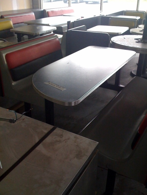 restaurant seating booths used for sale florida one fat frog