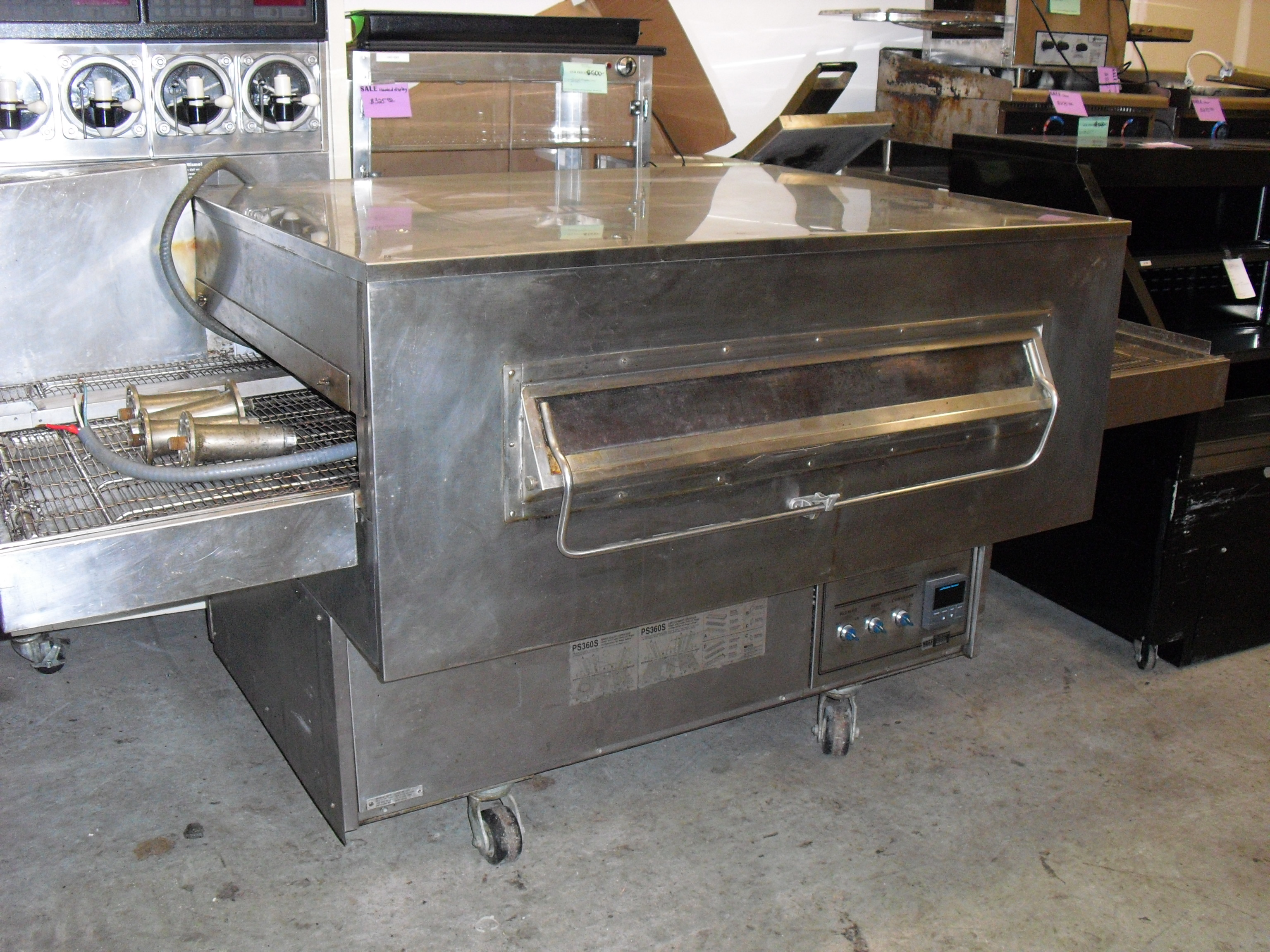 Used Pizza Ovens For Sale >> Pizza Equipment For Sale Bulk Discounts One Fat Frog