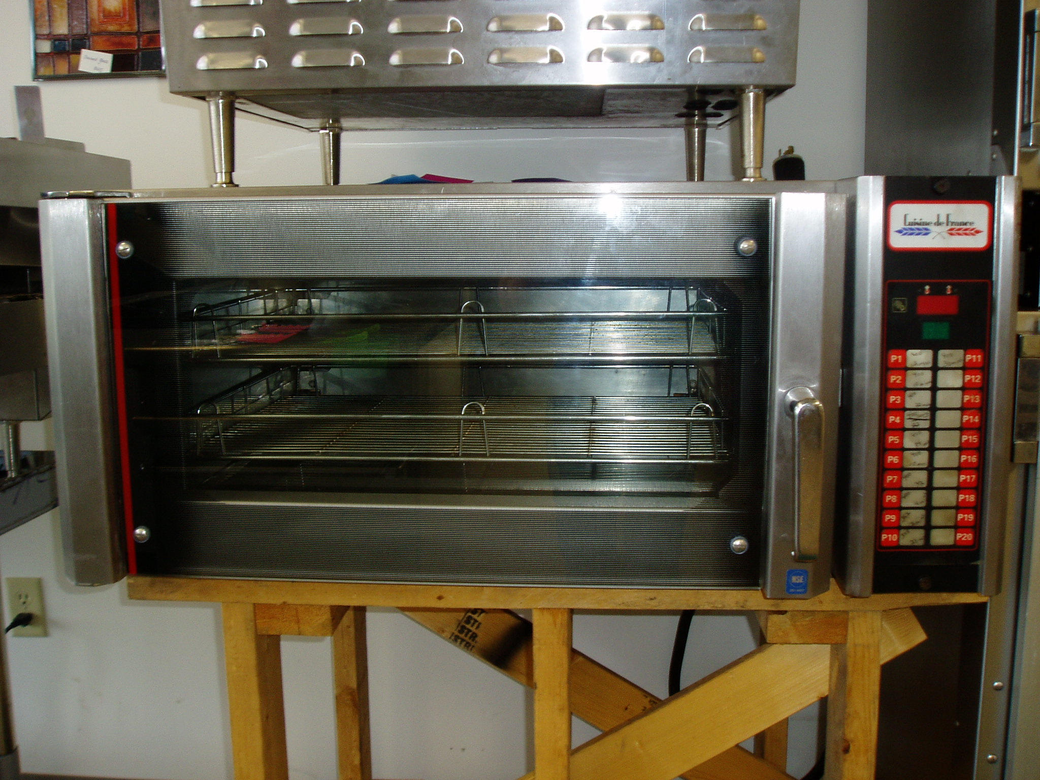 Used Convection Ovens For Sale One Fat Frog