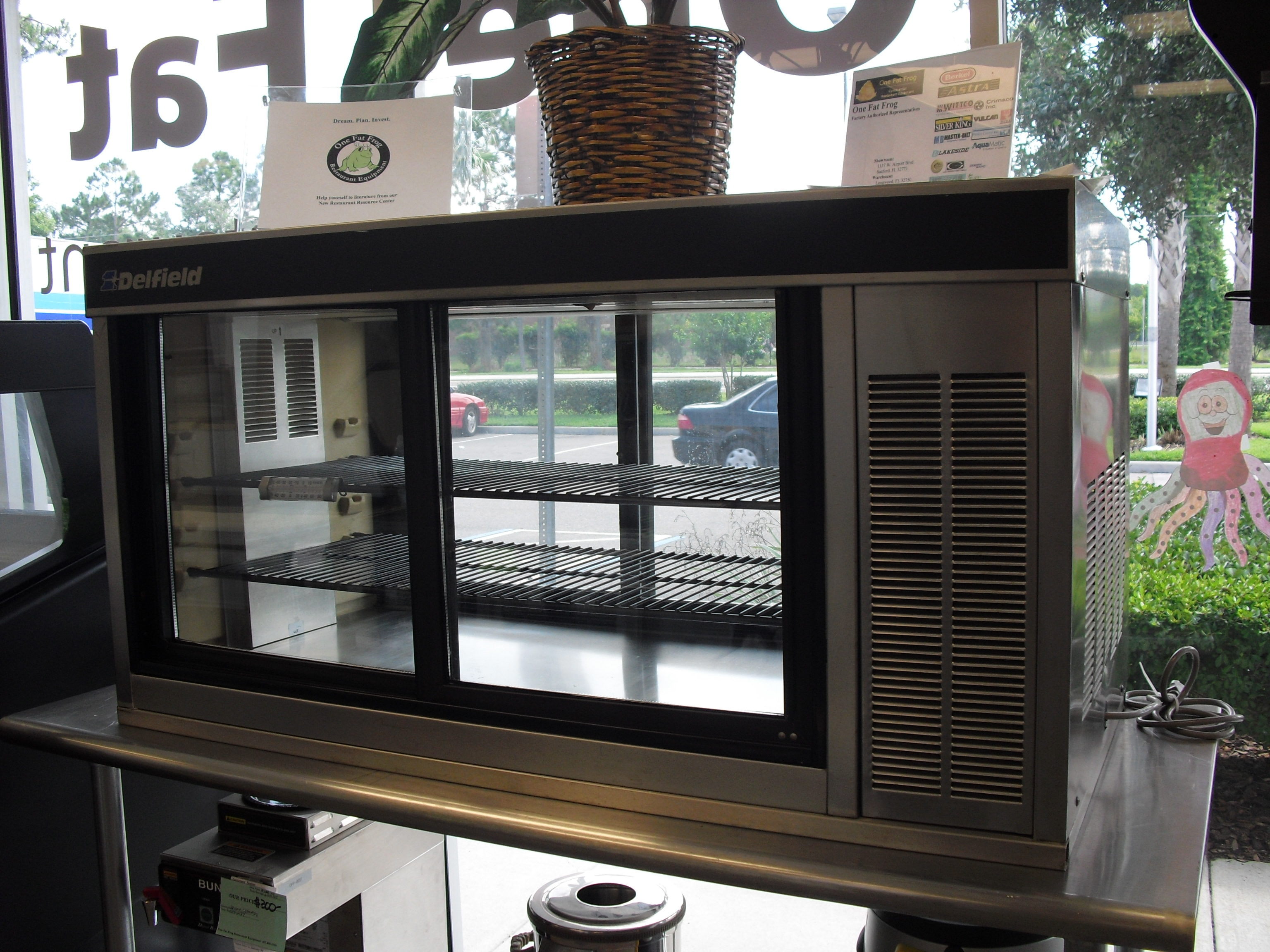 Stunning Refrigerated Display Case Countertop Pictures - Home ...