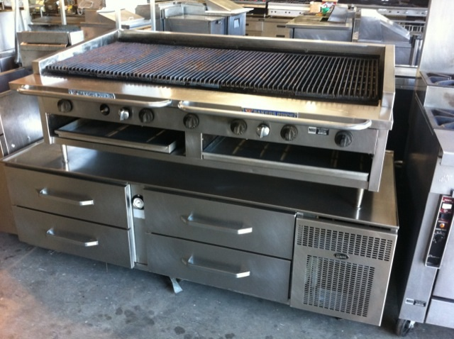 Used Charbroilers Amp Equipment Stands One Fat Frog