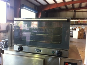 Countertop Convection Oven For Sale : Cadco convection oven electric countertop used for sale One Fat Frog