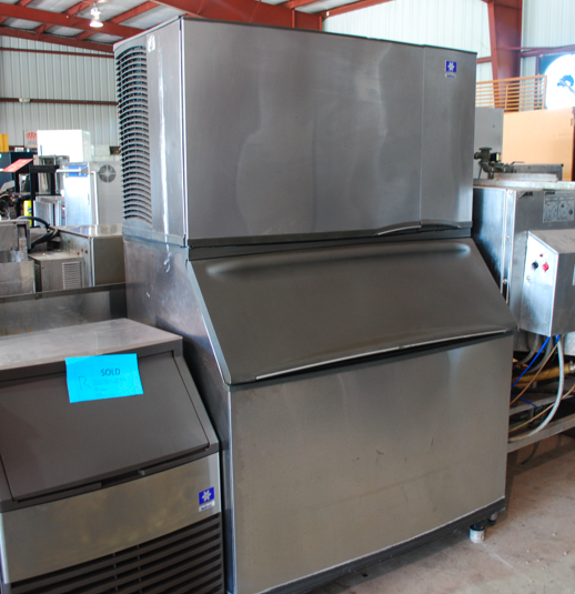 Used & New Commercial Ice Machines For Sale At One Fat