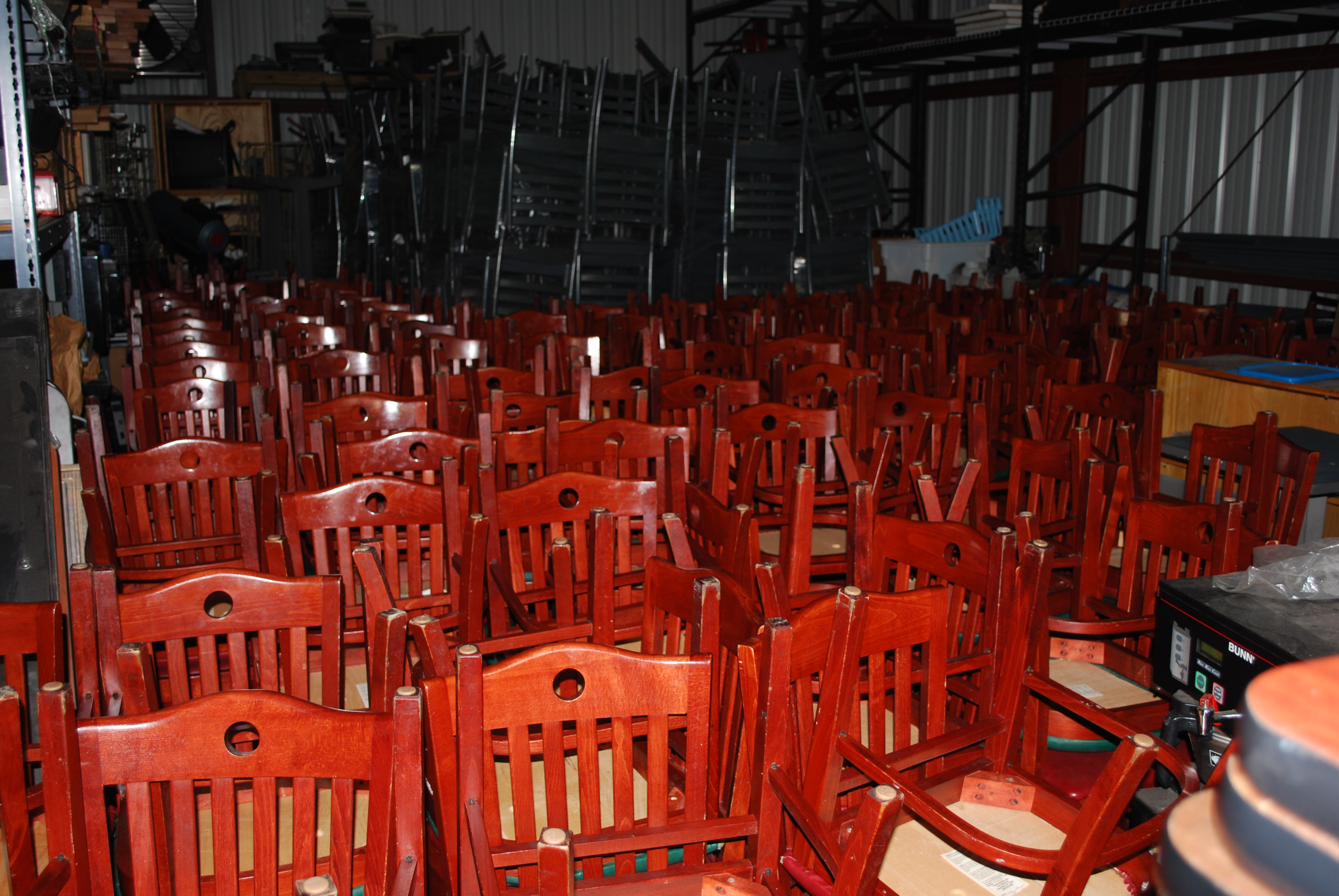 musical chair overload tons of used tables chairs now at one fat rh restaurantequipmenttogo com used restaurant tables and chairs scotland used restaurant tables for sale