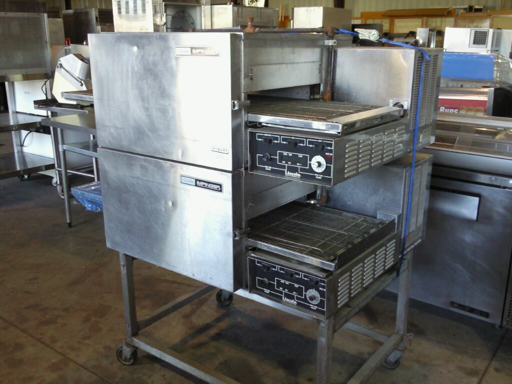 All About The Lincoln Impinger Conveyor Oven One Fat Frog