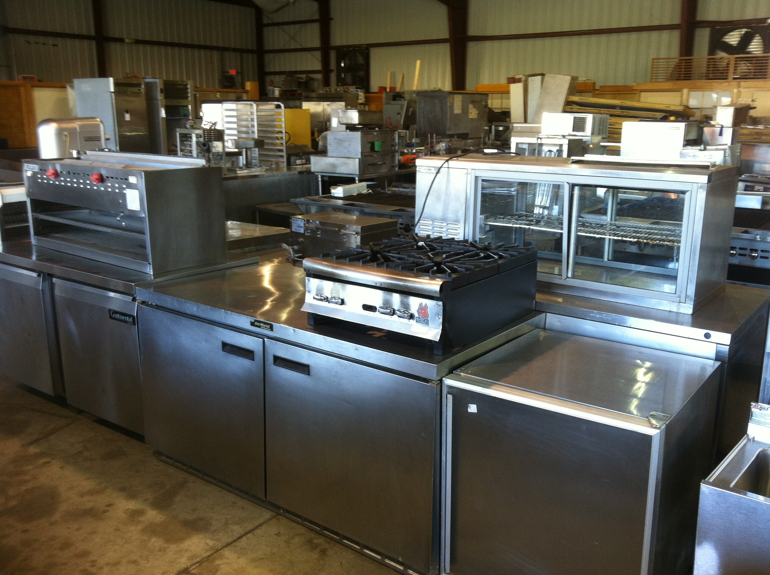 Free Delivery of Commercial Restaurant Equipment – Frog ...