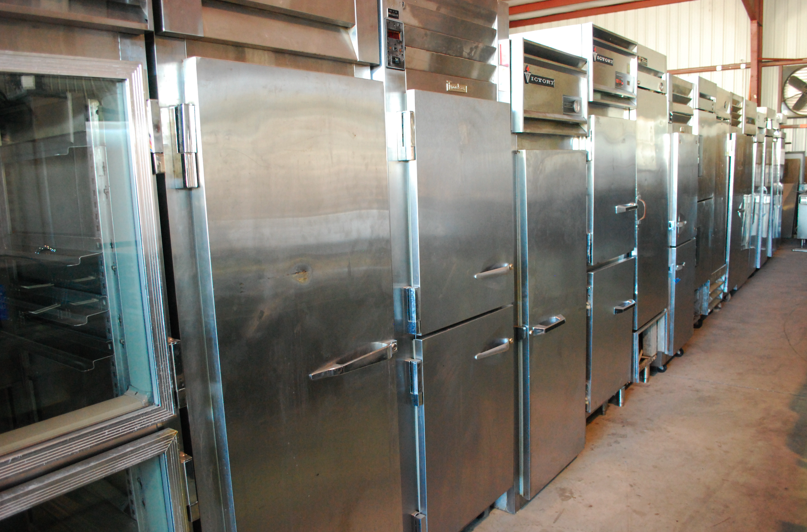 Used Commercial Refrigerator One Fat Frog