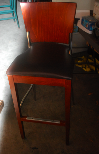 High End Used Restaurant Chairs & Bar Stools Available