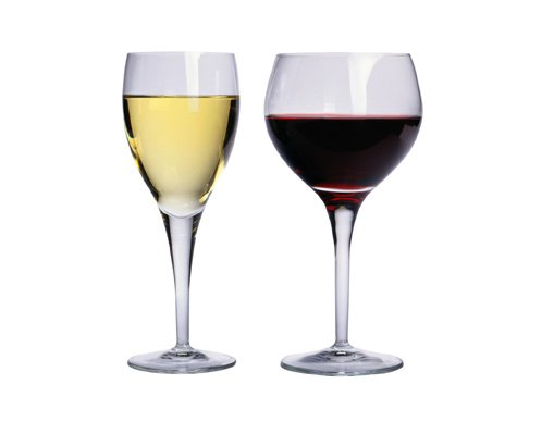 Difference Between White Wine Glasses Amp Red Wine Glasses