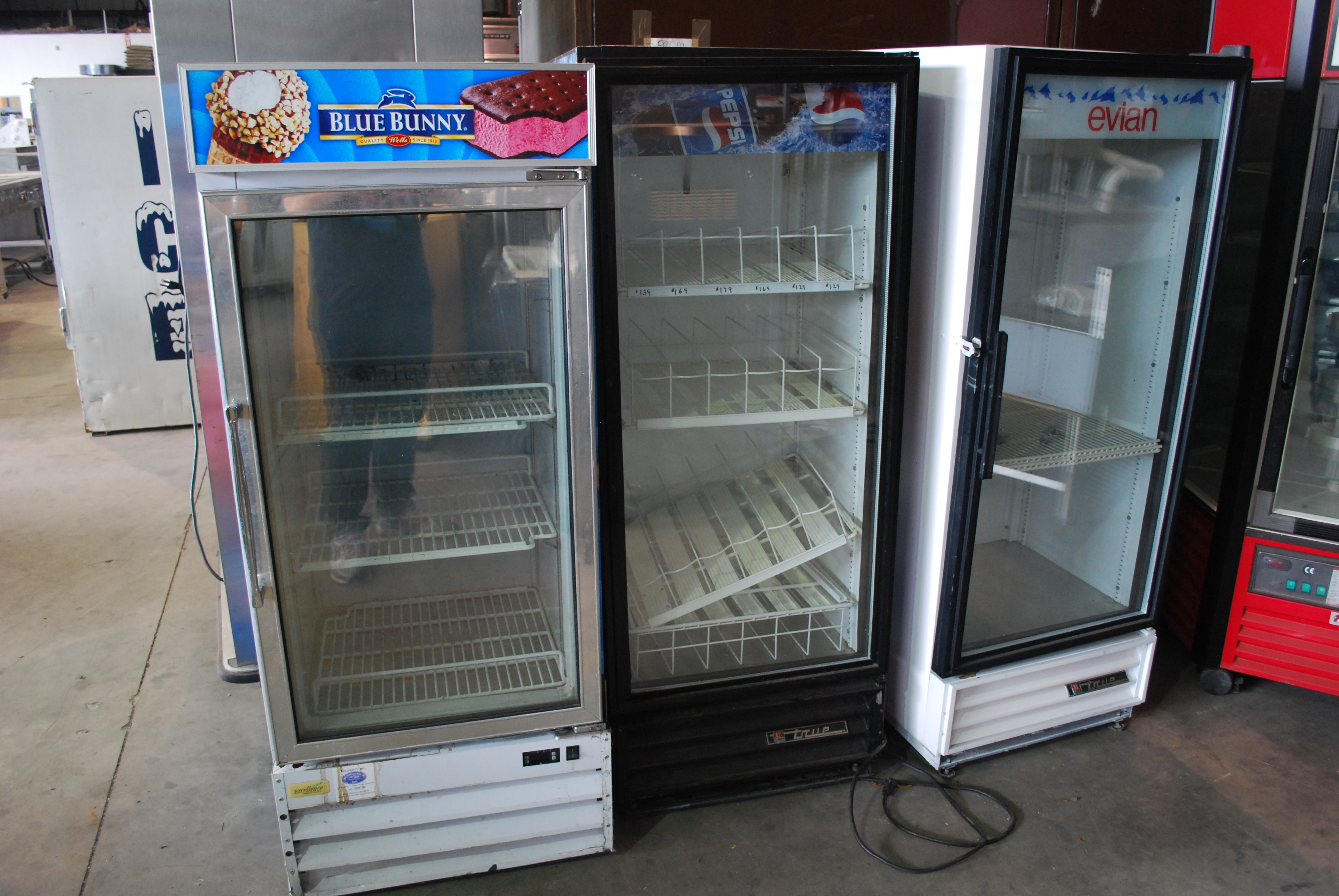 A Wealth Of Used Single Glass Door Coolers On Sale One