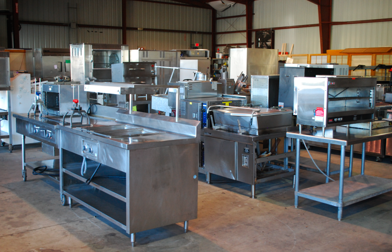 Used Commercial Kitchen Fryers