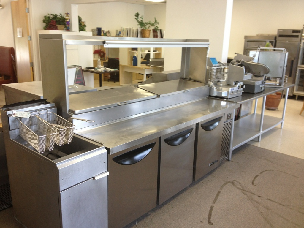 Used Kitchen Equipment ~ Used commercial restaurant equipment sanford