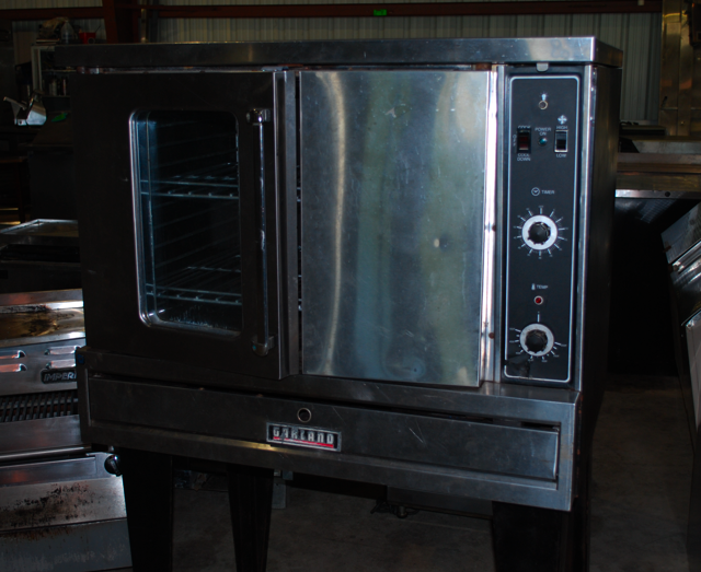 how a convection oven works used convection ovens for sale one fat frog. Black Bedroom Furniture Sets. Home Design Ideas