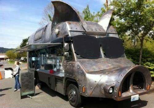 Food Truck Fun One Fat Frog