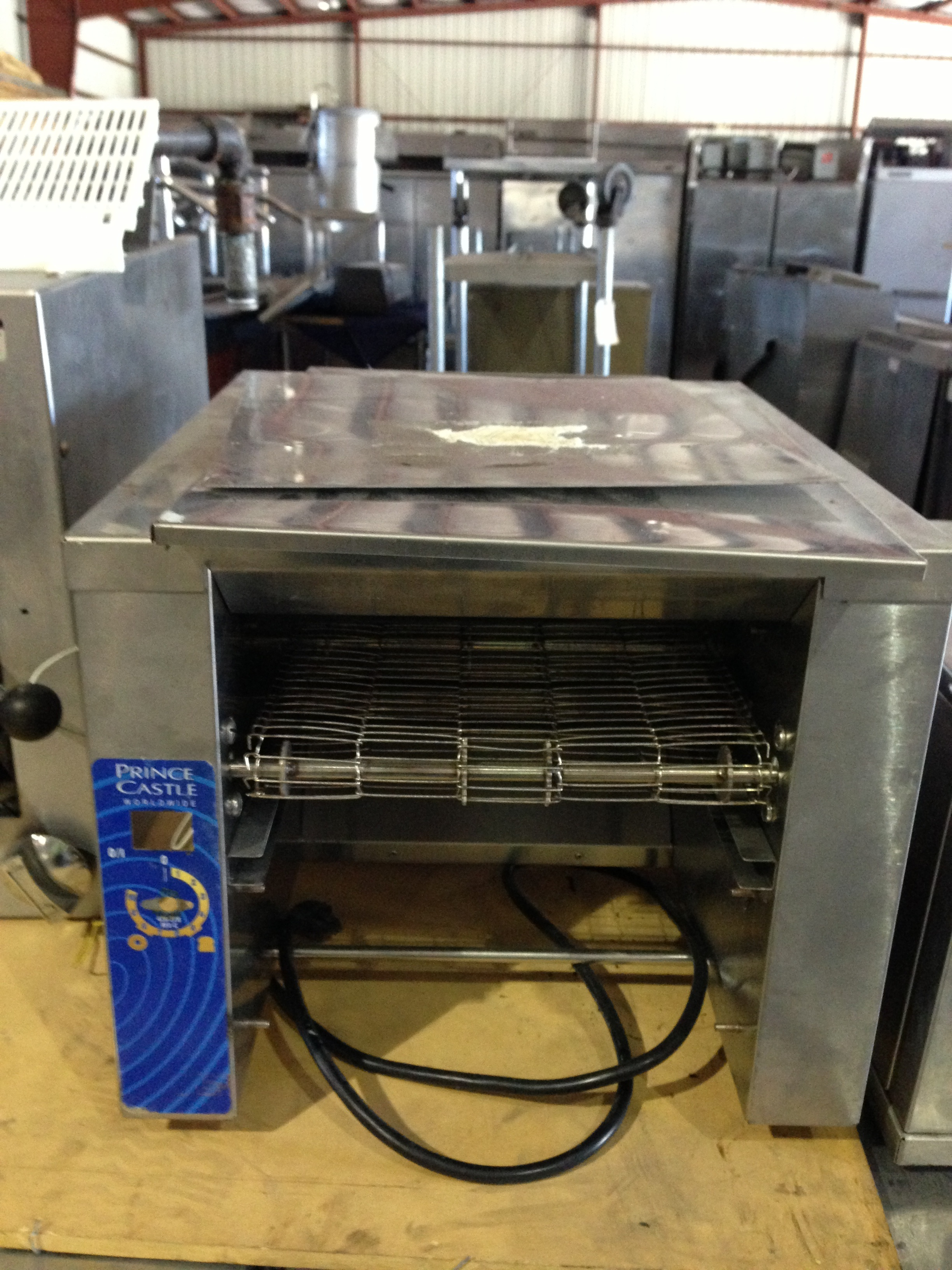 food steamer product machinery toaster service castle ac prince