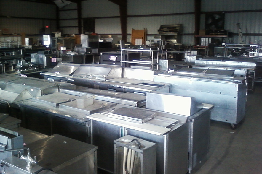 List Equipment For Restaurant