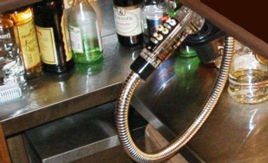 restaurant soda gun