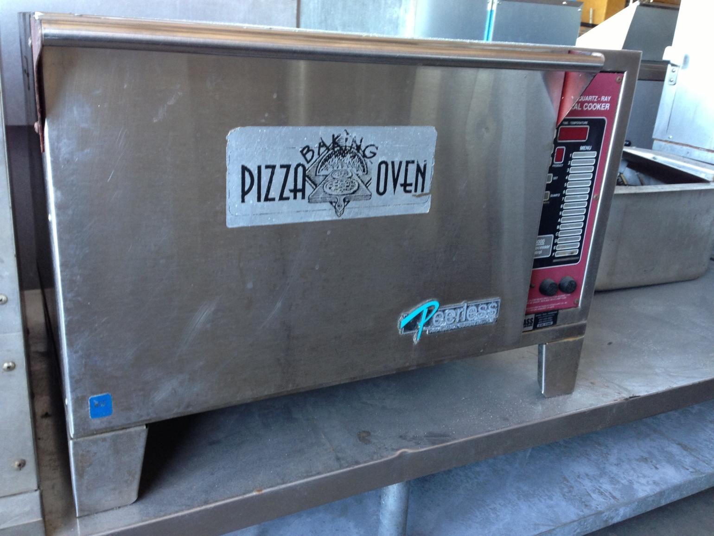 Peerless Countertop Pizza Oven