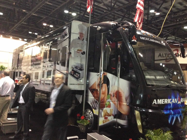 American Range bus