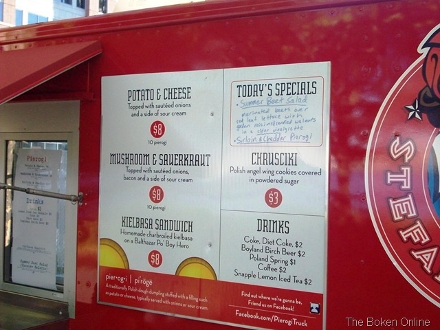 designing your food truck s menu board one fat frog