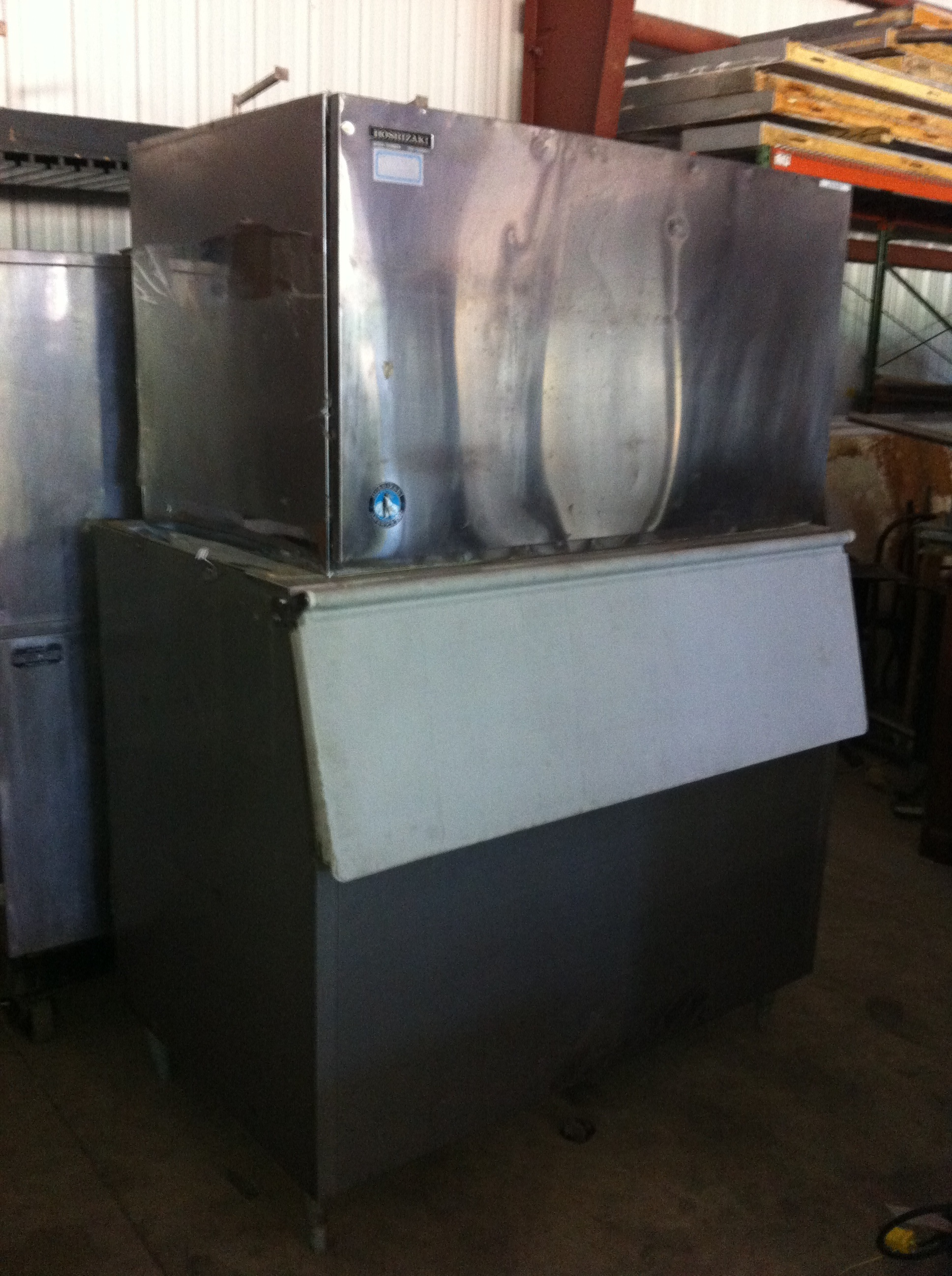 Used Ice Machine >> Used Ice Machines And The Different Kinds Of Ice One Fat Frog