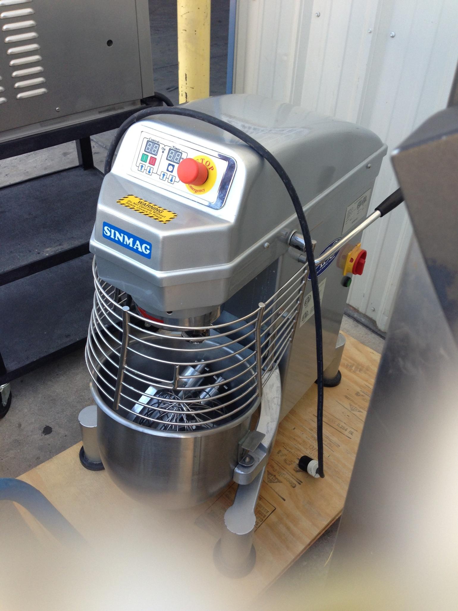 Sinmag Dough Mixer