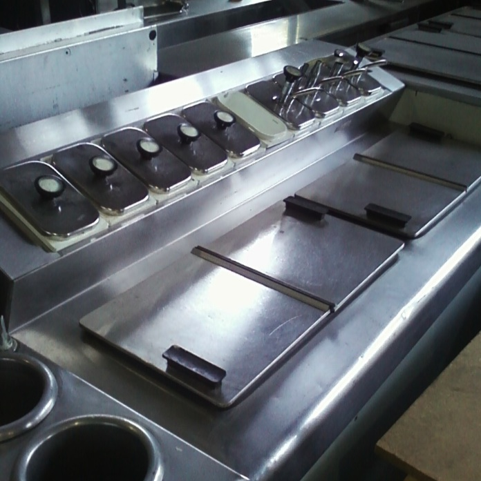Blowout Sale On Ice Cream Parlor Equipment One Fat Frog