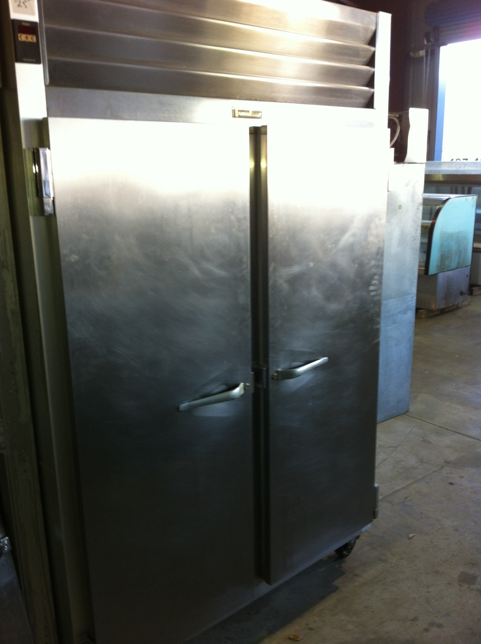 Traulsen Double Door Freezer