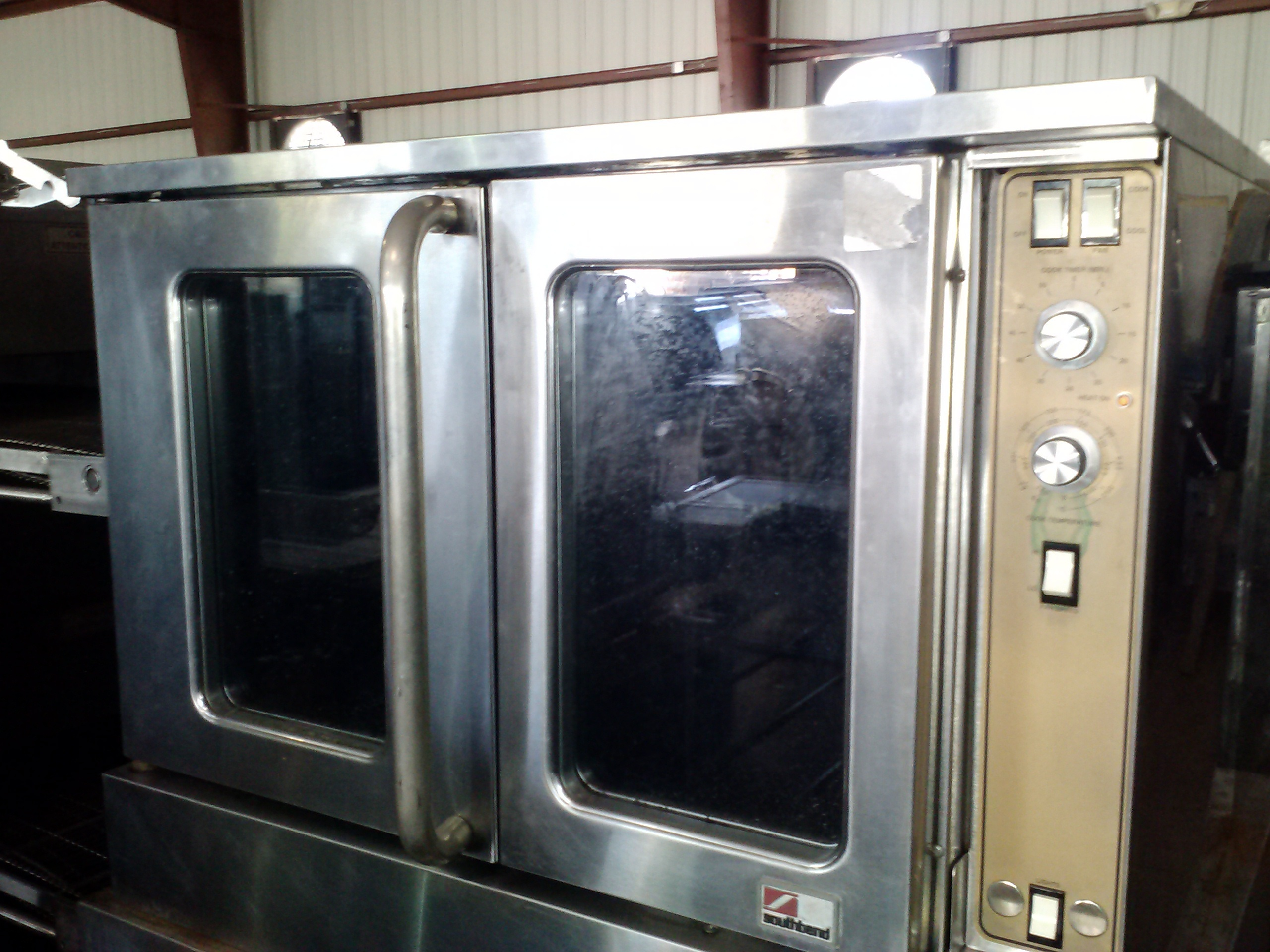 Variety Of Used Convection Ovens On Sale Gas Convection