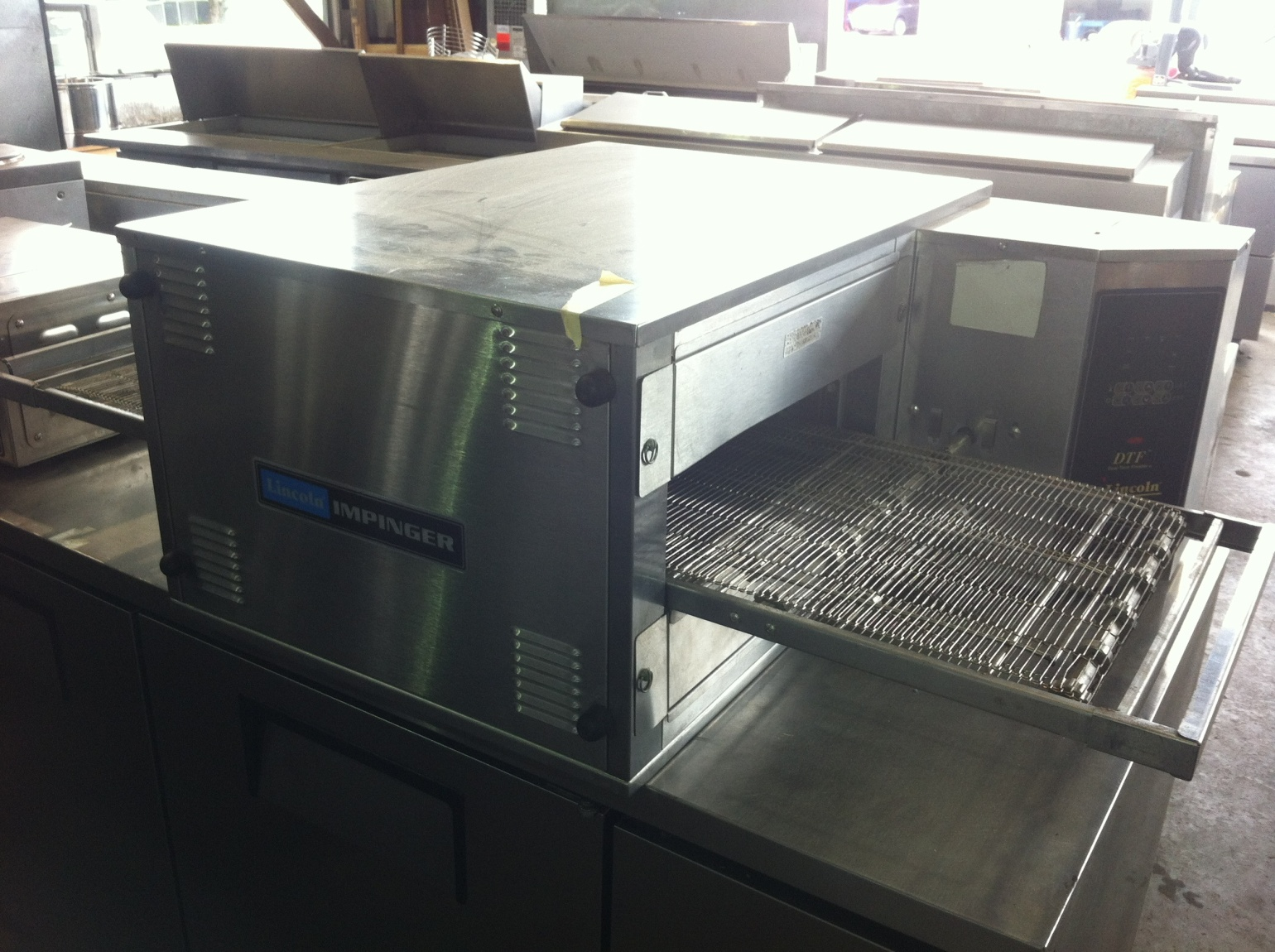 Lincoln Impinger Conveyor Oven