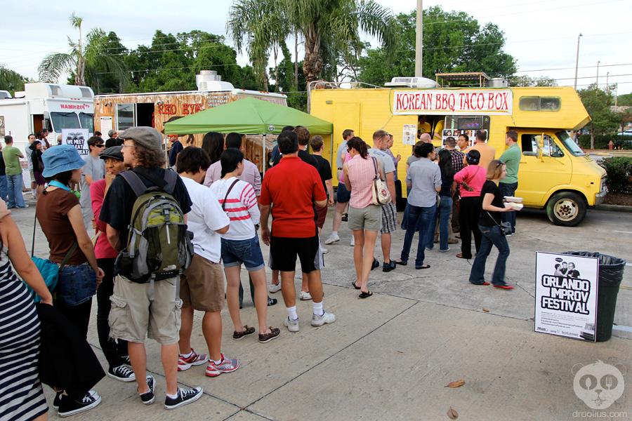 Food Truck Bazaar Orlando
