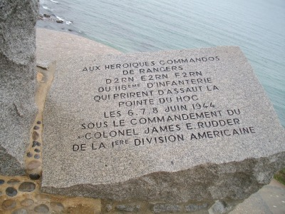 Pointe du Hoc, Normandy (4)