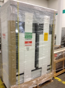 What's inside this box? You need to come to our new showroom to check it out at One Fat Frog.