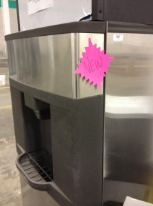 These ice machines go quickly at our warehouse.