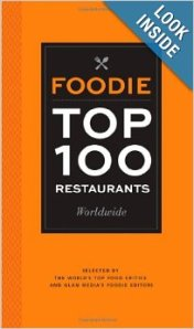 What are the top 100 restaurants in the world? Well, this book documents their selections.