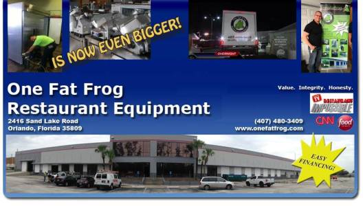 One Fat Frog office