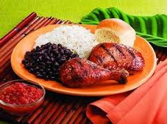 Mmmmm. 'Grilled' Chicken!