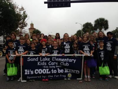 Proud sponsor of Sand Lake Kids Care Club