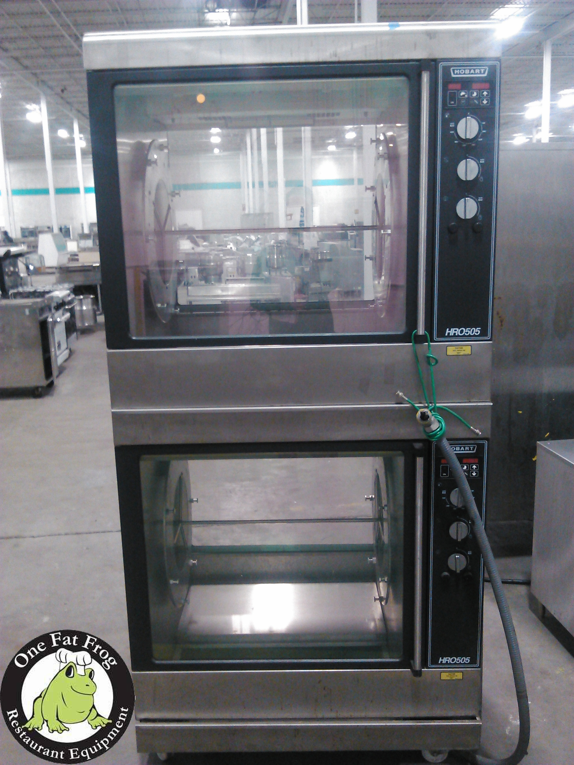 Hobart Countertop Oven : this hobart rotisserie is a small countertop electric oven the picture ...