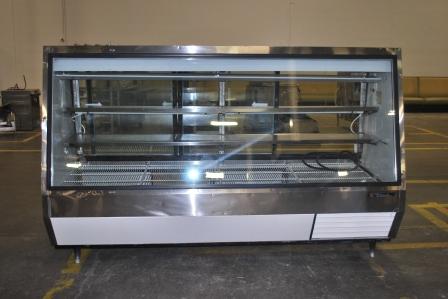 Refrig Display Case