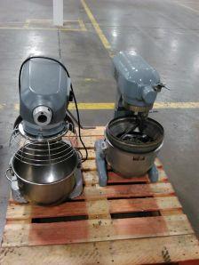 20 quart mixers