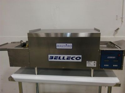 belleco pizza oven
