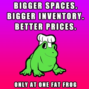 one fat frog 1