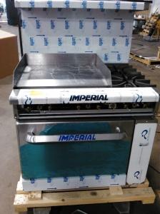 imperial 2 burner