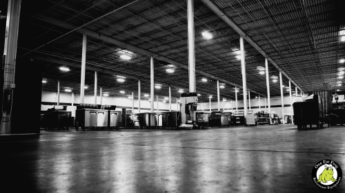 JPEG b&w warehouse